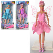 Кукла DEFA 8324 , фея с крыльями в ассортим.
