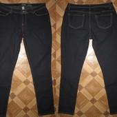 На ОБ 106-109см Стильные джинсы DenimCo р-р 14