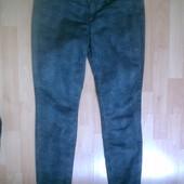 Фирменные джинсы, джеггинсы L