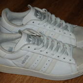 Кожаные кроссовки Adidas Halfshells 40 р оригинал