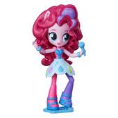 Май литл пони мини-кукла Девушки Эквестрии Пинки пай шарнирная с микрофоном. Оригинал Hasbro