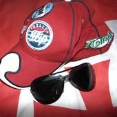 Стильная брендовая оригинал  кепка бейсболка Jack&Jones 56-59