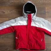 шикарная термо-курточка, на 12 лет