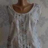 Легкая блузочка Dorothy Perkins в идеальном состоянии XL