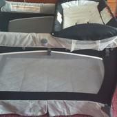Кроватка-Манеж Chicco с пеленальным столиком, чикко, чико, кровать, манеж