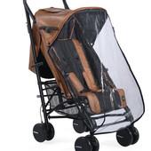 Дождевик для коляски BO Mima s201-03 Испания черный 12113947