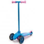 Little Tikes Самокат трехколесный голубой 640100 lean to turn scooter blue
