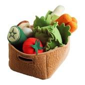 Выбор №1 Овощи 14 шт. Дуктиг Икеа. 101.857.48 В наличии