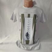 Мужская футболка Piazza Italia. Разные цвета и модели.
