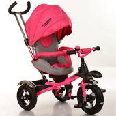Трехколесный велосипед Turbo Trike M 3193, розовый