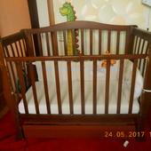 детская кроватка в итальянском стиле