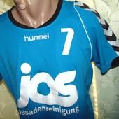 Спортивная оригинал футболка Hummel (Хаммель) 12-16 лет .