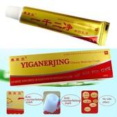 Крем Yiganerjing от псориаза, атопического дерматита, микоза  и других кожных заболеваний. Туб 15гр!