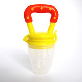Силиконовый ниблер Китай желтый р.M 1201705