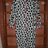 Пижама флисовая, размер S, рост до 165 см