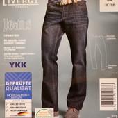 Мужские классические джинсы евро 48 Livergy Германия