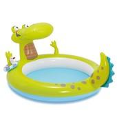 Надувной бассейн Intex Крокодил 57431
