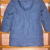 Куртка зимняя GAP девочке, на 8-9 лет, рост до 130 см