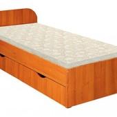 """Односпальная кровать """"Соня-1"""" с ящиками"""