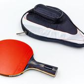 Ракетка для настольного тенниса с чехлом Dunlop 679151