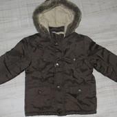 Куртка Mothercare 4-5 лет еврозима 110 см