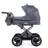 Детская универсальная прогулочная коляска Tilly Family T-181 grey
