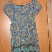 Фирменная туника платье Dorothy Perkins 44-46р. можно для беременных