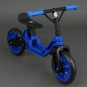 Детский беговел Байк 503 синий