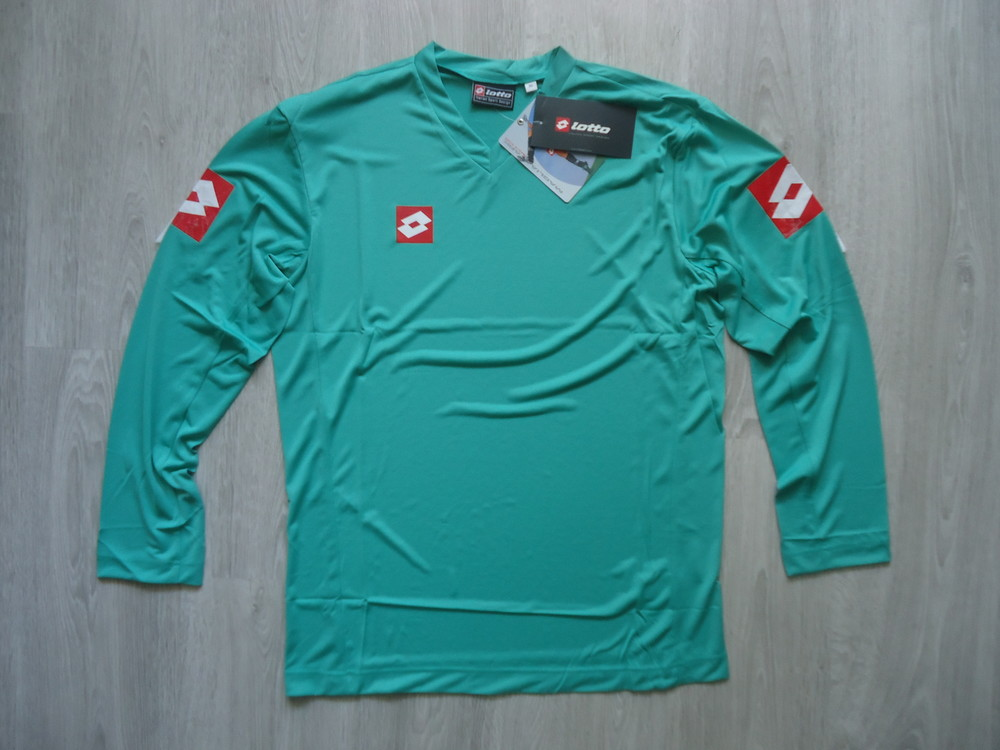 Спортивная футболка с длинным рукавом Lotto Италия Оригинал! размер XL фото №1