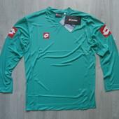 Спортивная футболка с длинным рукавом Lotto Италия Оригинал! размер XL