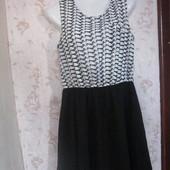 Шикарное нарядное бренд.платье  New look ,шифон,оригинал