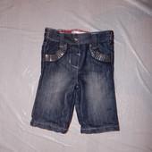 0-3 мес., р. 50-62, джинсы с пайетками Early Days джинсики в отличном состоянии