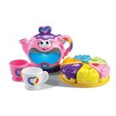 LeapFrog Чайный набор с подсветкой и музыкой сервиз musical rainbow tea set