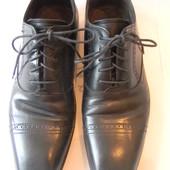 Муж. кожаные туфли France Arno р.39 дл.ст 25,5см