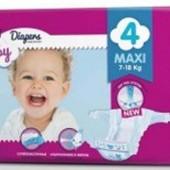 Детские подгузники Helen Harper Baby Maxi 4 (7-14 кг, 66 шт.!!!)