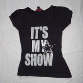 р. 134-140-146, крутая! футболка для девочки Young Dimension