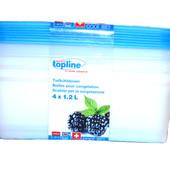 Контейнеры для хранения продуктов питания Topline 4х1,2 л. Швейцария
