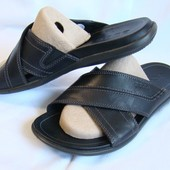 Сланцы сандалии мужские Ecco
