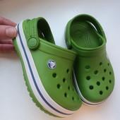 Кроксы crocs 15,5 см   размер 6С7  Оригинал