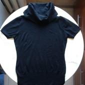 Гольфик водолазка жилетка фирмы Oodji размер S