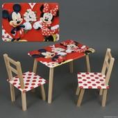 "Детский столик ""Микки Маус"" С 078"