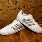 Кожаные новые кроссовки Adidas оригинал
