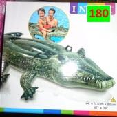 Интекс Матрас Крокодил ( см вкладки)