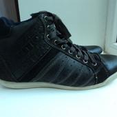 высокие   кроссовки кеды   Geox   29.2   рр43-44