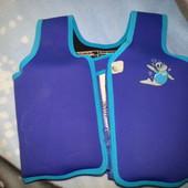 Детский плавательный жилет 18-25 кг
