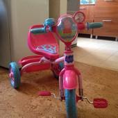 Трехколесный велосипед Peppa Свинка Пеппа