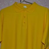 42/14/XL Бангладеш. Фирменная большая футболка поло тенниска спортивная.