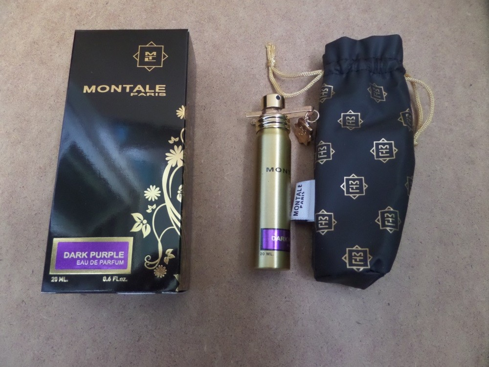 Montale dark purple, 20ml фото №1