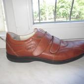 Кожаные туфли Lloyd Gore-Tex 44 р