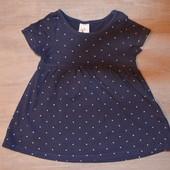 Платье H&M, р. 6-12 мес.